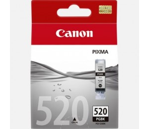 Canon BLACK INK CARTRIDGE FOR MP540/ 620/ 630/ 980, IP3600/ 4600 PGI-520BK