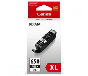 Canon Pigment Black Extra Large Ink Tank for MX926 Mg6360 PGI650XLBK
