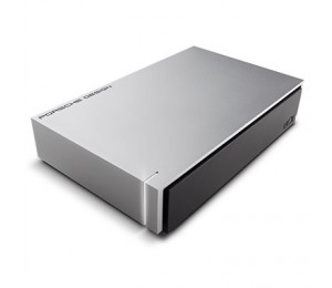"""LACIE PORSCHE DESIGN DESKTOP 3.5"""" 6TB USB3.0, 2YR STEW6000400"""