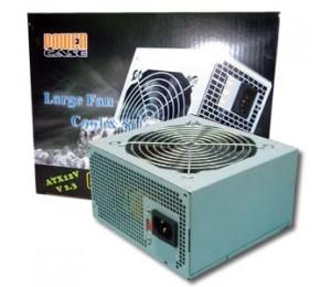 Powercase 550w 120mm Silent Fan Psu Retail (pph550) Psupow550w12ret-1