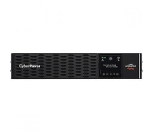 Cyberpower Systems Cyberpower Pro Rack Series Lcd 1000Va / 670W 1U Line Interactive Ups - 4*