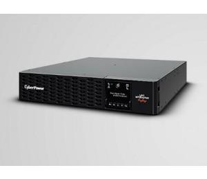CyberPower PRO Rack/ Tower LCD 1500VA/ 1500W (10A) 2U Line Interactive UPS - XL Batt. Exp.- (PR1500ERTXL2U)