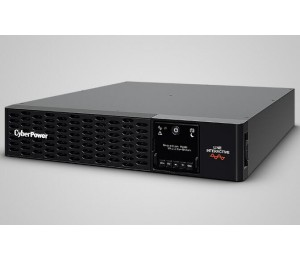 Cyberpower Pro Rack/ Tower Lcd 3000Va/ 3000W (15A) 2U Line Interactive Ups - (Pr3000Ertxl2U) -