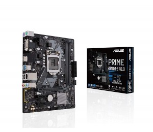 Asus Prime-h310m-e-r2-0 Lga 1151 M-atx Motherboard - Intel H310 Chipset - 2x Dimm Ddr4 Up To