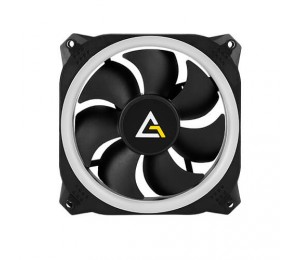 Antec Prizm 140 Argb 2+c. 2 In1 Pack With 2x 12cm Rgb Dual Ring Pwm Fans And 1x Fan Controller