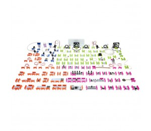 Littlebits Pro Library With Storage Lb-670-0015-0000c