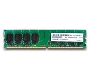Apacer Ddr2 Pc5300-1gb 64x8 Cl5 Retail Pack
