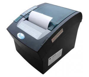 Aclas PP6X Thermal receipt Printer, High printing speed: 160mm/ s, RS232, 80mm, auto cut BC/F/PRP-S-80160III+