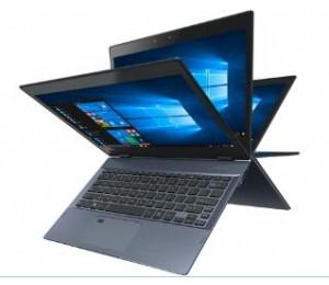 """Toshiba X20w I7-8650u 12.5"""" Fhd Touch 16gb 512gb Ssd Pen 4g Vpro W10p 3yr Prt23a-00j005"""
