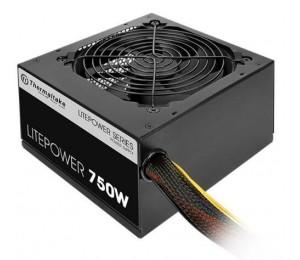 Thermaltake Power Supply: 750w Litepower Gen 2 Ps-ltp-0750npcnau-2