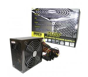 Powercase 750w 120mm Fan Power Supply Psupow750w12oem