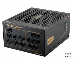Seasonic Prime Ultra 1000w 80 Plus Gold Psu Ssr-1000gd Psusea1000gd