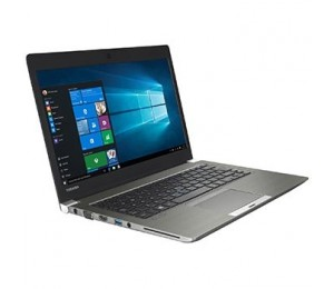 TOSHIBA PORTEGE Z30T-C I7-6600U (2.6-3.4GHZ) 8GB+8GB DDR3L (1600MHZ) 256GB M.2 SSD 13.3IN FHD WIDESCREEN
