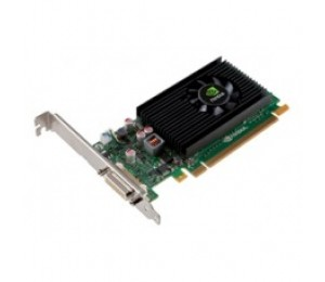 Leadtek Quadro Q-nvs315 Pci-ex16 1gb Ddr3 Dpx2, Low Profile, Max 2 Active Displays, Retail Pack