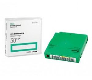 HPE LTO 8 30TB RW DATA CARTRIDGE Q2078A