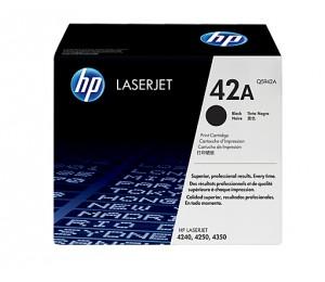 HP BLACK TONER Q5942A Q5942A