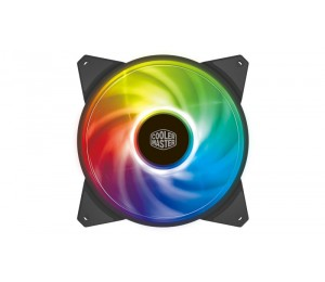 Cooler Master Masterfan 140mm Addressable Rgb R4-140r-15pc-r1