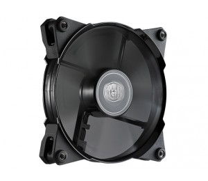 Coolermaster Jetflo 120mm Red Led Fan Pwm 800-2000rpm R4-jfdp-20pr-r1