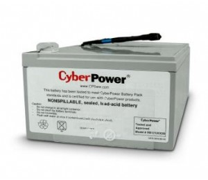 CYBERPOWER RBP0106 Battery Replacement Cartridge for PR1000ELCD RB12120X2B