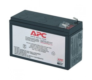 Apc Supply And Delivery Of 1 X Rbc2 Battery + Installation Service By A Certified Schneider Electric