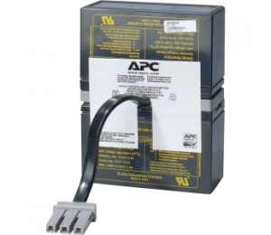 Apc Supply And Delivery Of 1 X Rbc32 Battery + Installation Service By A Certified Schneider Electric