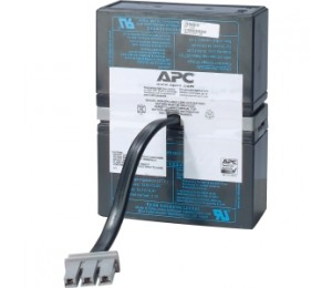 Apc Supply And Delivery Of 1 X Rbc33 Battery + Installation Service By A Certified Schneider Electric