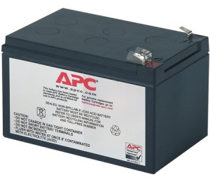 Apc Supply And Delivery Of 1 X Rbc4 Battery + Installation Service By A Certified Schneider Electric