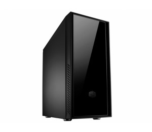 Coolermaster Silencio 550 All Black Silent Case No Psu Rc-550-Kkn1