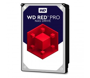 WESTERN DIGITAL 6TB RED PRO 256MB 3.5IN SATA 6GB/S 7200RPM WD6003FFBX