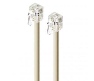 Alogic 2m Rj11 Telephone Line Cable Rj1202r
