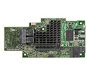 INTEL RAID MODULE 1GB 3108 8x SAS/ SATA 12G + 1GB FBWC BUNDLE RMS3CC080-FBWC