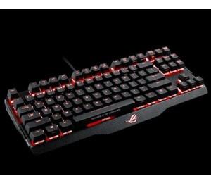 Asus Rog Claymore Rgb Mechanical Gaming Keyboard Red Cherry Mx Fully Programmable Aura Sync 90mp00i0-b0ua00