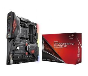 ASUS AM4 socket for AMD Ryzen AMD X370 4 x DIMM max. 64GB Multi-GPU 8 x SATA 6Gb/ s ports SupremeFX