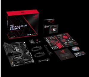 Asus Rog-maximus-xi-hero Lga 1151 Atx Motherboard - Intel Z390 Chipest - 4x Dimm Ddr4 Up To 64gb
