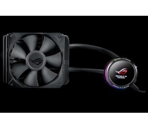 Asus Rog-Ryuo-240 Aio Oled Liquid Cpu Cooler - 2X 120Mm Fan (800 2500 Rpm +/ - 10 %) Fan Static