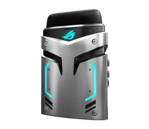 Asus Rog Strix Magnus Usb Condenser Gaming Microphone With Aura Rgb Lighting And Environmental