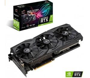 Asus Rtx-2060 6G Oc Vga Card Rog-Strix-Rtx2060-O6G-Gaming Rog-Strix-Rtx2060-O6G-Gam