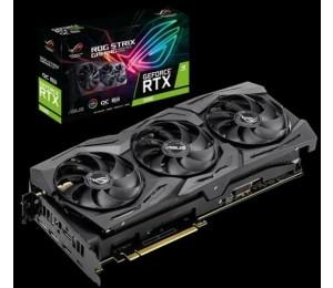 Asus Rog-strix-rtx2080-o8g-gaming Geforce Rtx2080 Oc Edition 8gb Gddr6 Rog-strix-rtx2080-o8g-gam