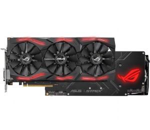Asus Rog Strix Radeon Rx Vega64 8gb Oc Edition Vr Ready 5k Hd Gaming Dp Hdmi Dvi Amd Gaming Graphics