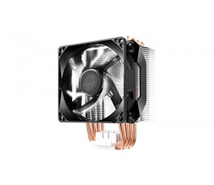 COOLER MASTER HYPER H411R AIR CPU COOLER *NATIVELY AM4 SUPPORT 4 HEAT PIPES DESIGN WITH DIRECT