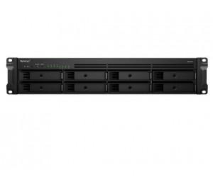 Synology Rs1219+ Rackstation 8-bay Scalable Nas (rail Kit Optional ) Rs1219+