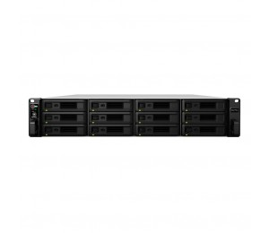 Synology RS3617RPxs RackStation 12-Bay Scalable NAS ( RAIL KIT optional ) Redundant Power RS3617RPxs
