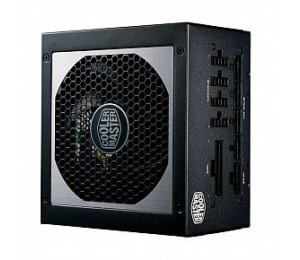 Cooler Master Vanguard 80+ Gold 650w Full Modular Silent Fdb Fan Japanese Capacitor 100% Real Power