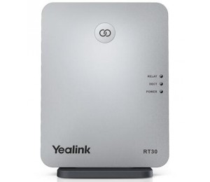 Yealink Rt30 - Dect Phone Repeater. Up To 6 Repeaters Per Base Station Cascade Up To 2 Repeaters