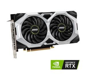 Msi Geforce Rtx 2070 Ventus 8G Ddr6 Nvidia Graphic Card Rgb Mystic Torx Fan 2.0 Boost Clock