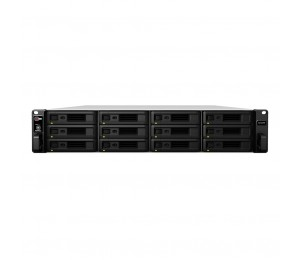 Synology RX1217RP RackStation Expansion add on 12 with Redundant Power. RX1217RP