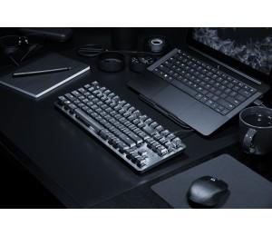Razer Blackwidow Lite - Silent Mechanical Gaming Keyboard - Us Layout Frml (Orange Switch) Rz03-02640100-R3M1
