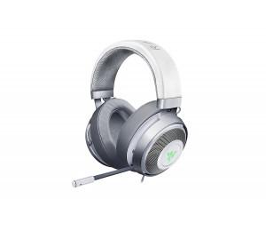 RAZER KRAKEN 7.1 V2 MERCURY EDITION - DIGITAL GAMING HEADSET - OVAL EAR CUSHIONS - FRML PACKAGING RZ04-02060300-R3M1
