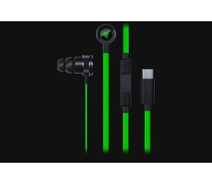 Razer Hammerhead Usb-c - Digital Gaming & Music In-ear Headset - Ap Packaging Rz04-02420100-r3a1