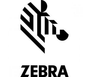 ZEBRA WAX RIBBON 60MMX450M (2.36INX1476FT) 2100 HIGH PERFORMANCE 25MM (1IN) CORE S2100BK06045
